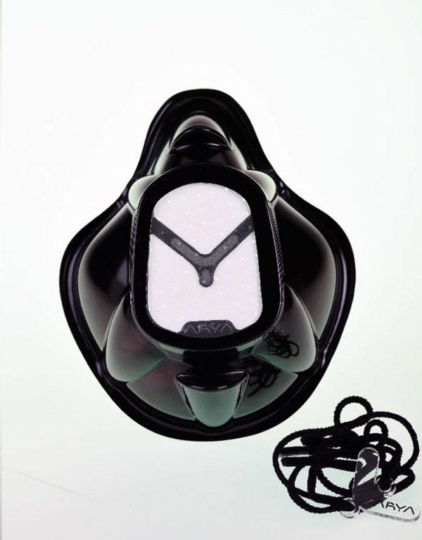 Arya Mask Black Kit 1 inner shell + 2 outer shells