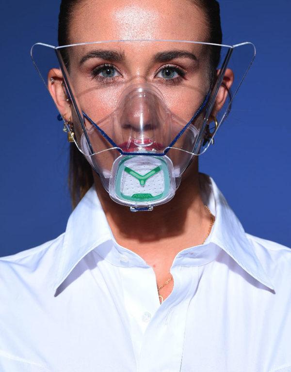 Arya Mask Kit PRO 1 inner shell +2 outer shells