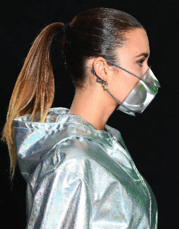 Arya Mask Kit  Silver 1 inner shell + 2 outer shells
